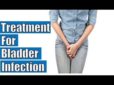 How to Treat a Bladder Infection | Treatment for bladder infection