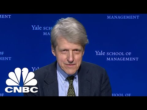 Robert Shiller On Valuations, Europe Turmoil And Bitcoin | Trading Nation | CNBC