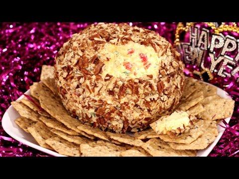 Jalapeno Cheese Ball Recipe - Amy Lynn's Kitchen