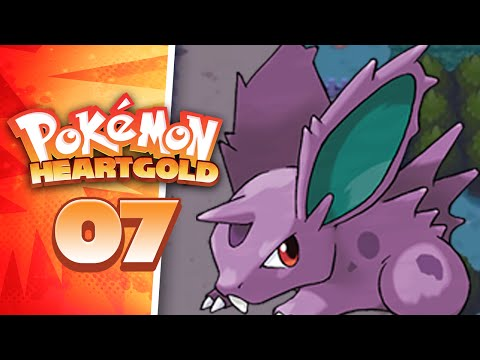 Pokemon Heart Gold Version Playthrough #07: On The Road To Ecruteak City