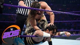 Mustafa Ali vs. The Brian Kendrick: WWE 205 Live, April 11, 2017