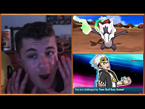 More New Pokemon And Team Skull - Pokemon Sun and Moon Trailer Reaction and Thoughts