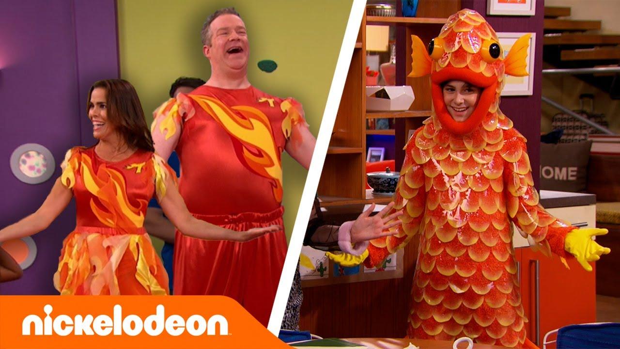 Die Thundermans | Top Hank und Barb Momente | Nickelodeon Deutschland