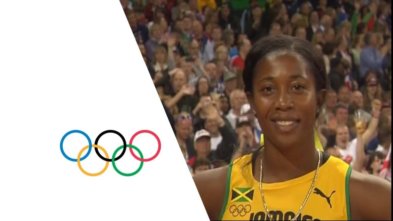Women's 100m Final - London 2012 Olympics