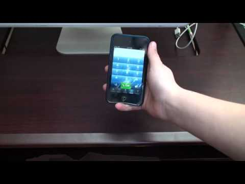 How to make phone calls with your iPod!