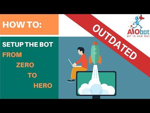 AIO Bot - From Zero to Hero