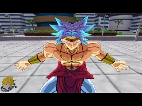 Dragon Ball Z Budokai Tenkaichi 2 - Story Mode| Broly The Legendary Super Saiyan| (Part 30) 【HD】
