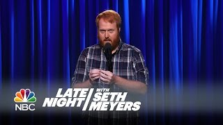 Download Randy Liedtke Stand-Up Performance - Late Night with Seth Meyers Video