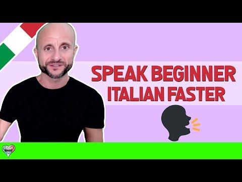 PRACTICE Beginner Italian and Learn to Speak Basic Sentences FASTER: Learn Italian Online LIVE