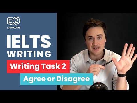 IELTS Writing Task 2 | TO WHAT EXTENT DO YOU AGREE OR DISAGREE? with Jay!