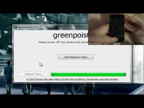 How to Jailbreak 4.2.1 iPod Touch, iPhone & iPad (UNTETHERED)