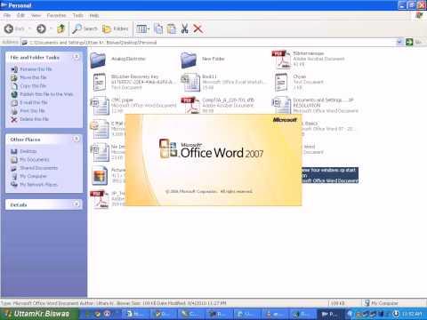 Rename Windows XP Start Button