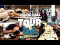 UCLA Dining Hall Tour | Residential Eateries