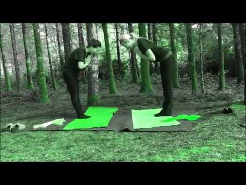 Yujin's Organic Power Yoga Winter Short Demo