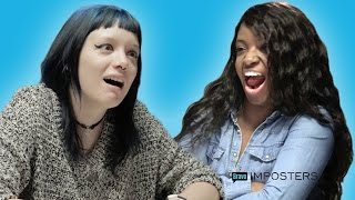 Married Couples Take A Lie Detector Test // Presented By BuzzFeed & Bravo