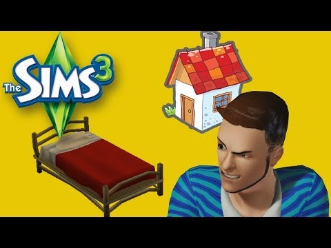 SIMS 3 | SECOND FLOOR! | My Bedroom Part 6