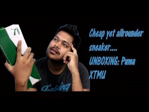 Cheap yet Allrounder sneaker.. Unboxing Puma XTMU