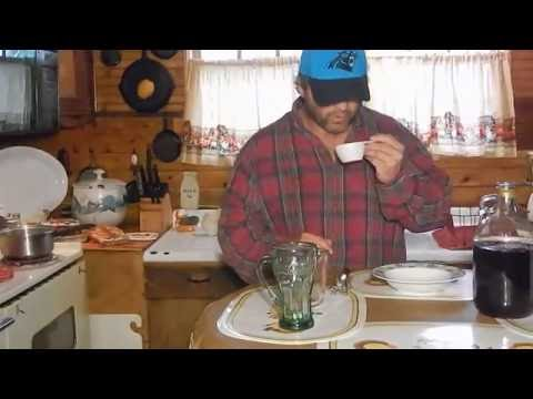 Blackberry Moonshine By the New Legend Chuck Sloan  pt1