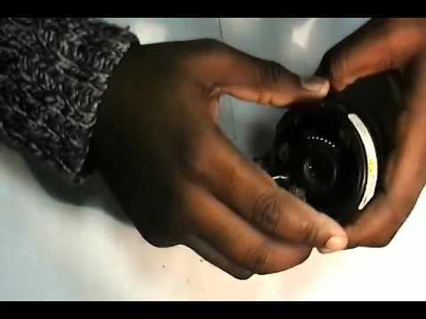 Nikon 18 55mm Lens Nikkor GII ED   Disassemble Zoom Mechanism