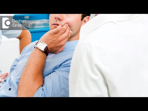 Warning signs of oral cancer - Dr. Shyam Padmanabhan