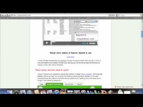 Increase Website Traffic With Yahoo Answers