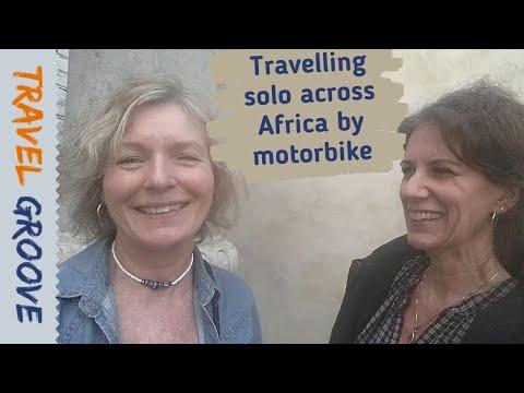 Africa by motorbike