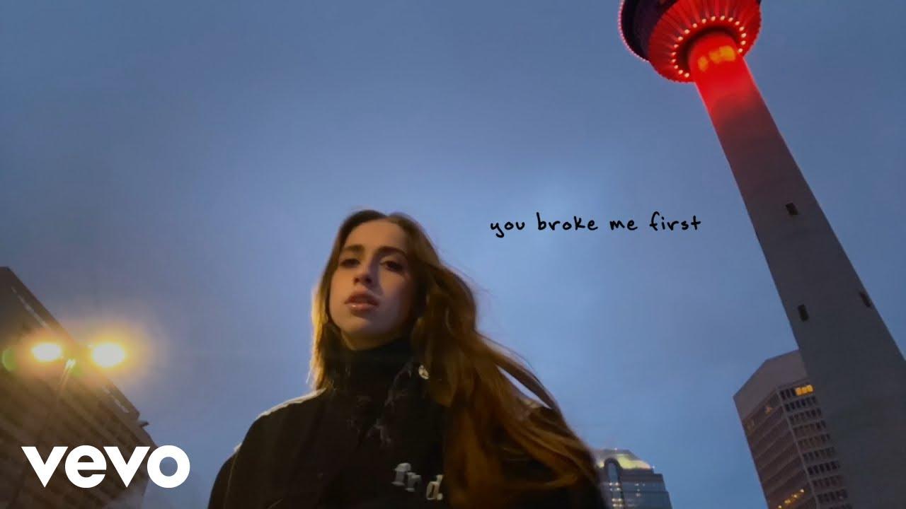 Download Tate McRae - You Broke Me First MP3 Gratis