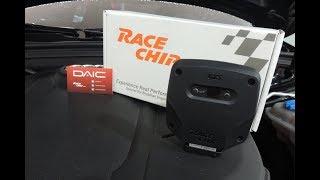 DAIC RACE - RaceChip Chiptuning Installation Mercedes-Benz