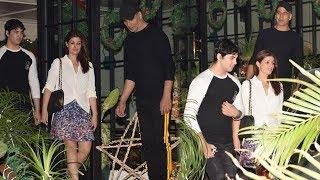 Akshay Kumar And Family SPOTTED At Soho House For Dinner