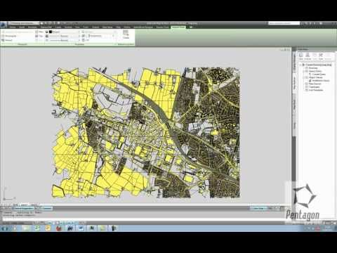 Coordinate Systems in AutoCAD Map 3D 2012.wmv