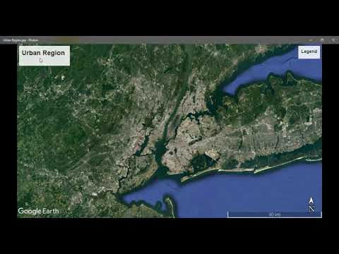 Save Google Earth Image and Create Layout - Google Earth