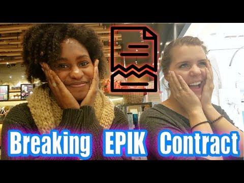 Breaking EPIK Contract   Leaving Korea for Good!