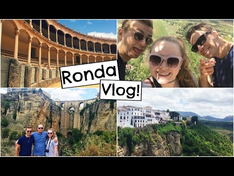 A Day of Exploring Ronda, Spain! | Travel Vlog