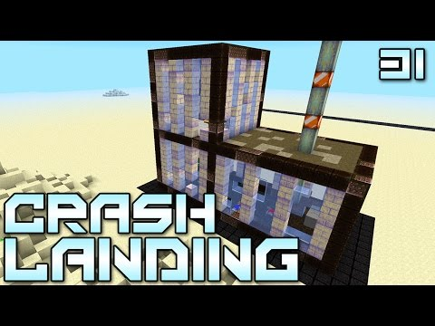 Minecraft Crash Landing 31 -