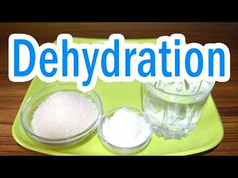 How To Treat Dehydration At Home- Best Home Remedies For Dehydration