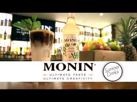 MONIN Frosted Mint Iced Coffee
