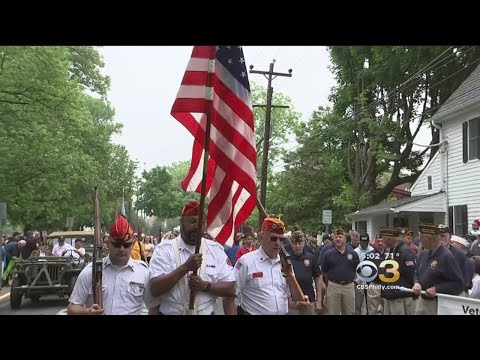Nation's Oldest Memorial Day Parade Honors Fallen Soldiers In Doylestown