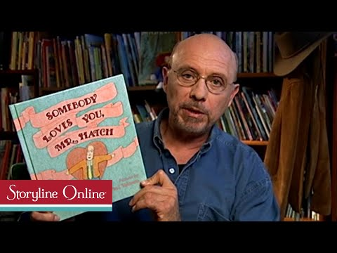 Somebody Loves You, Mr. Hatch read by Hector Elizondo