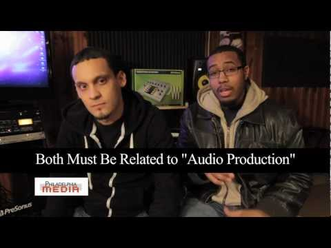 Audio Production Contest?