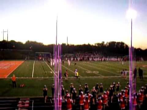 Ryle Football game (after 1st Qtr)
