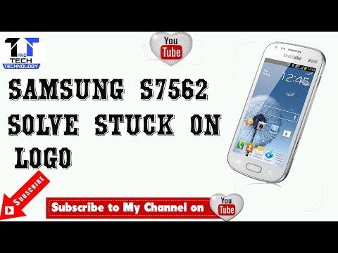 Samsung S7562 solve hang on logo