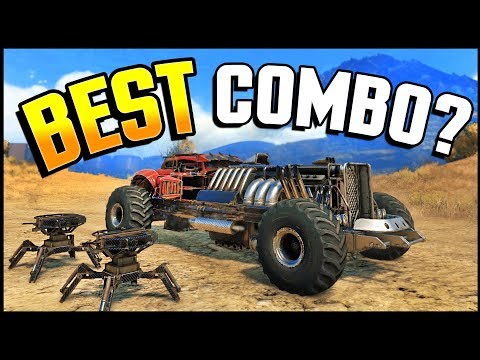 Crossout - INSANE COMBO!? & Sweet Hot Rod Ride (Crossout Gameplay)