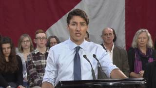 Video: Trudeau questioned on Boyden controversy