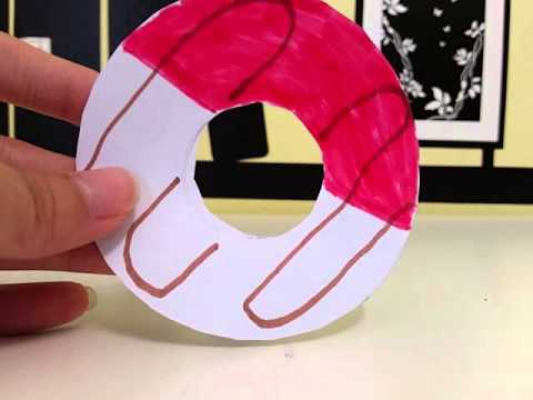 How to make paper donut squishy!