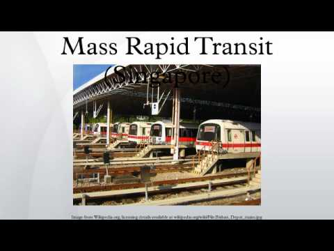 Mass Rapid Transit (Singapore)