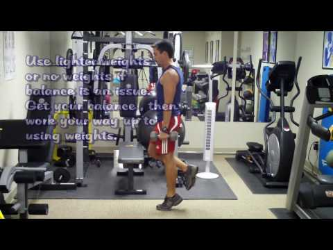 Calf Strengthening Workout for Runners