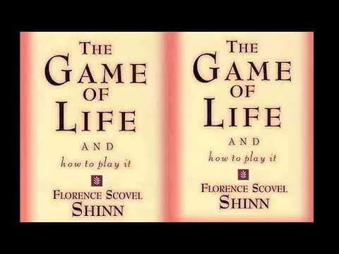 The Game of Life and How to Play it by Florence Scovel Shinn   Audio book with subtitles