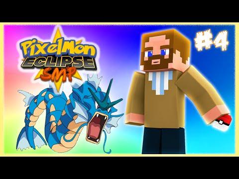 Minecraft: Pixelmon Eclipse SMP - Ep. 4