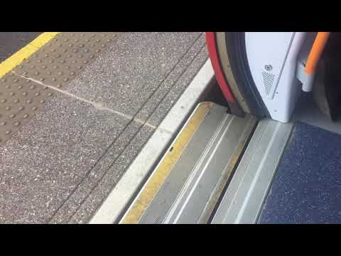 SWR Class 707 012, Listen at the end