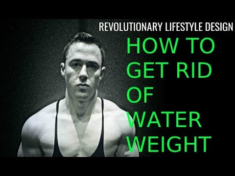 8 Ways To Get Rid Of Water Weight (Bloating)